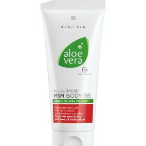 Aloe Vera All Purpose MSM Krop Gel