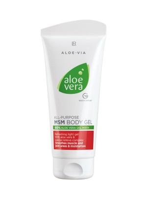 Aloe Vera All Purpose MSM Krop Gel