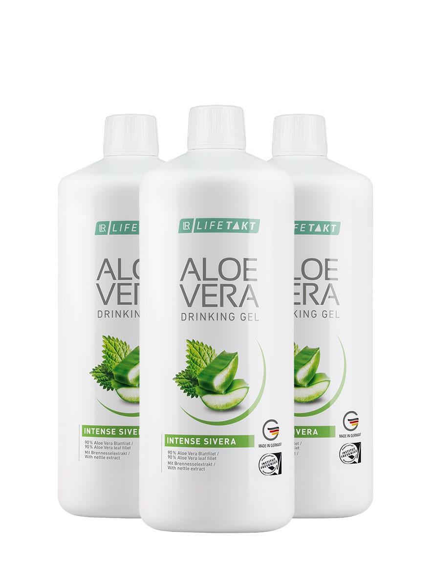 Aloe Vera Drik Brændenælde ekstrakt 3er