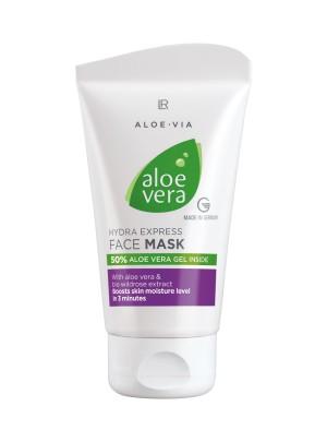 Aloe Vera Ansigtsmaske