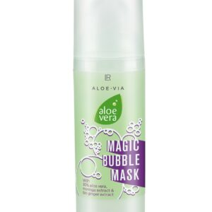 Aloe Vera Magisk Bubble Maske