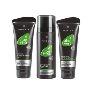 Aloe Vera Men Care Sæt 2