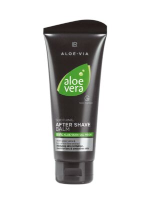 Aloe Vera Men Soothing After Shave Balm