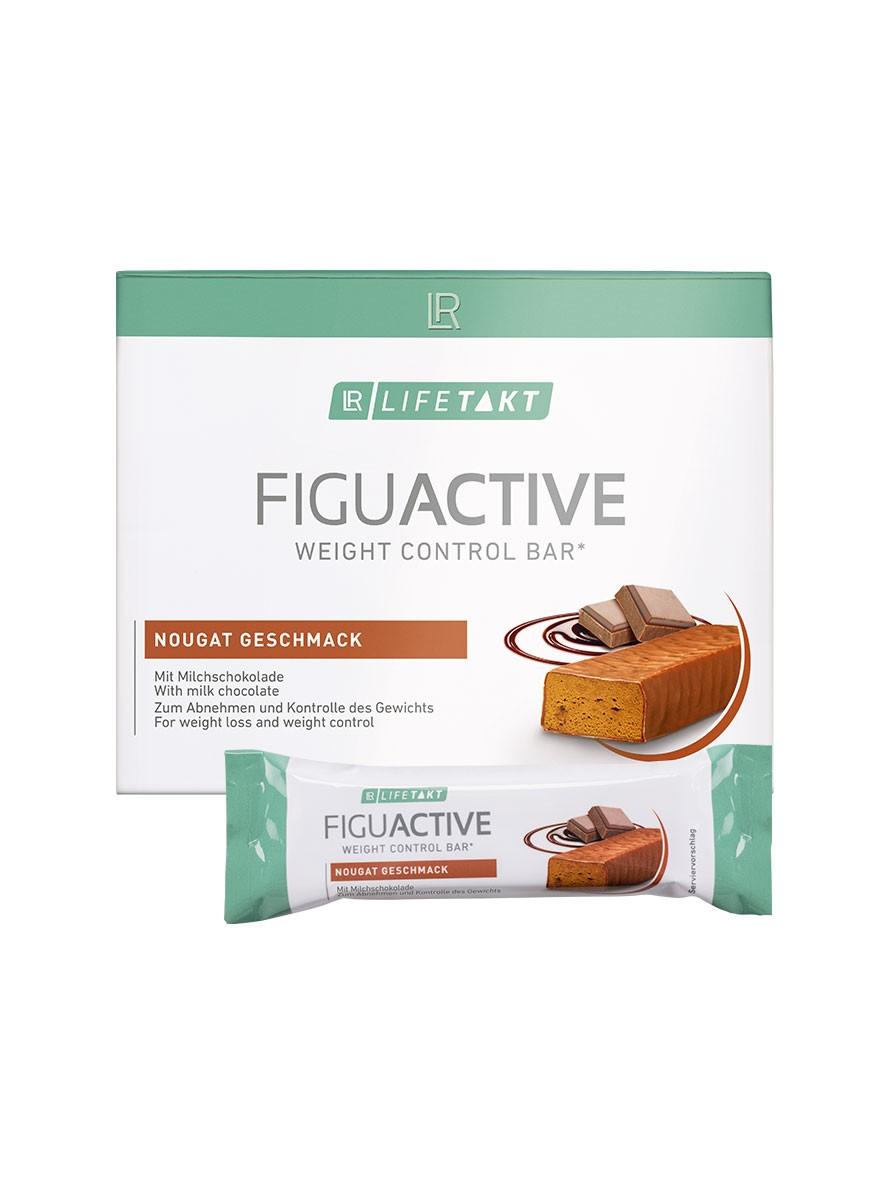Figu Active Bar Nougatsmag 6er boks