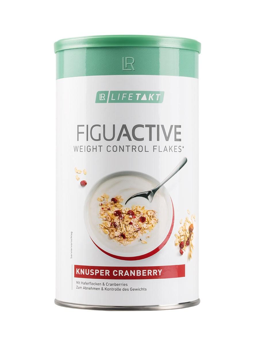 Figu Active Flakes Tørrede Tranebær
