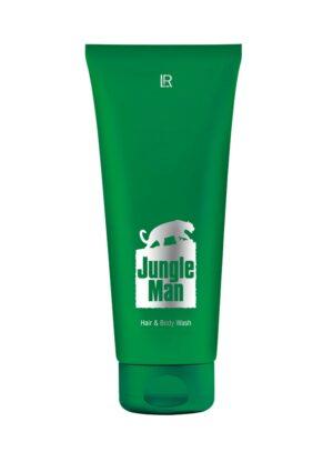 Jungle Man Hår & Krop Shampoo
