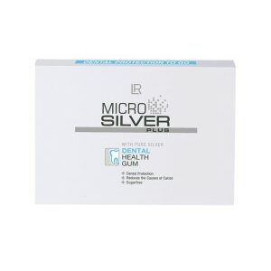 Microsilver Plus Health Tyggegummi