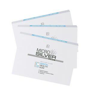 MICROSILVER PLUS Health Tyggegummi 3 stk:
