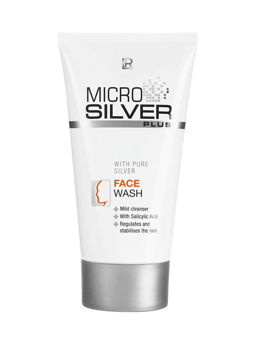 Microsilver Plus Ansigtsvask
