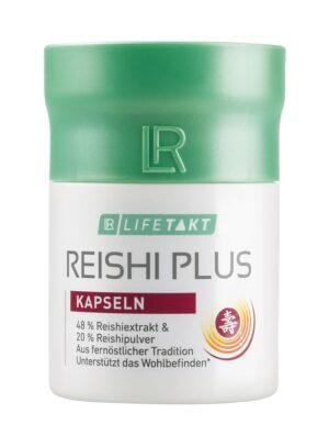 Reishi Plus Kapsler