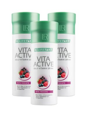 Vita Active Daglig Vitamin Drink 3er
