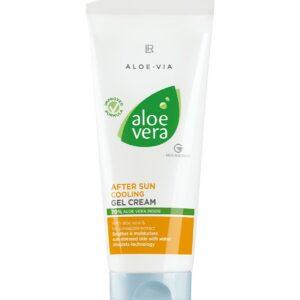 Aloe Vera After Sun Kølende Gelcreme