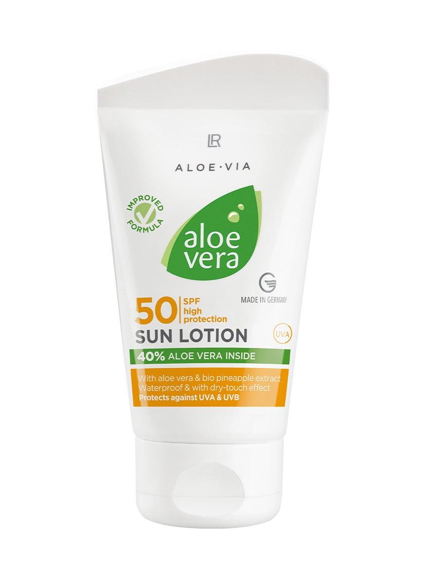 Aloe Vera Sol Lotion Faktor 50