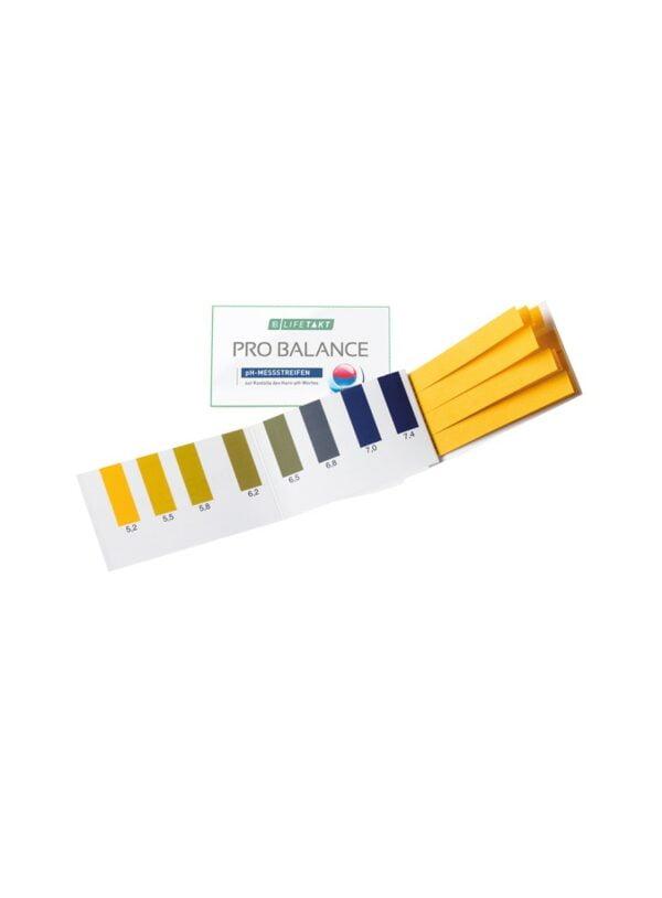 pH værdi Urin test strips